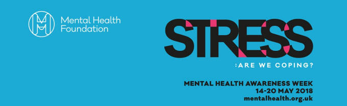 Mental Health Foundation Stress Banner